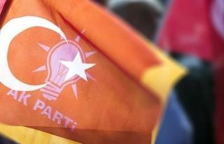 AK Parti'de İstifalar...