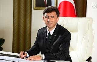 Başkan Çalışkan'dan AK Parti'nin 18. kuruluş...