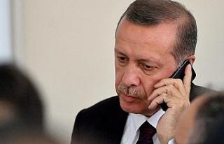 Cumhurbaşkanı Erdoğan'dan Destici'ye...