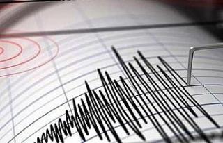 Denizli'deki deprem Eskişehir'i de etkiledi