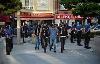 Eskişehir merkezli 3 ilde yapılan uyuşturucu operasyonunda...