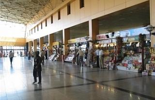 Eskişehir Şehirlerarası Otobüs Terminalinde ilginç...