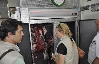 Eskişehir'de Kurban Bayramı öncesi gıda denetimlerine...