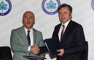 ESOGÜ ile İl Milli Eğitim Müdürlüğü arasında...