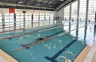 ESOGÜ Kapalı Yüzme Havuzu güz dönemi kayıtları...
