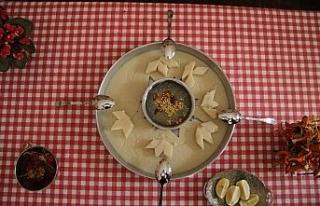 (Özel Haber) Yutularak tüketilen ilginç çorba,...