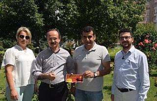 """Özel Ümit Hastanesi """"Eskişehirspor Marşları""""..."""