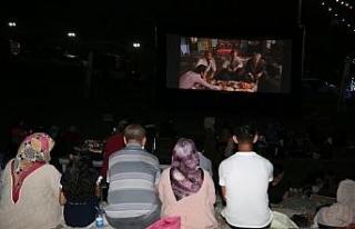 Sivrihisar'da Açık Hava Sinema geceleri devam...