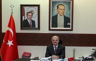 Vali Çakacak'ın 'Kurban Bayramı' kutlama...