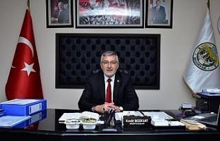 Başkan Bozkurt'un 2 Eylül mesajı