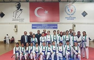 Eskişehir Gökmeydanı Spor Kulübü'nde, 'Taekwondo...