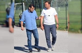 Eskişehirspor'da istifa