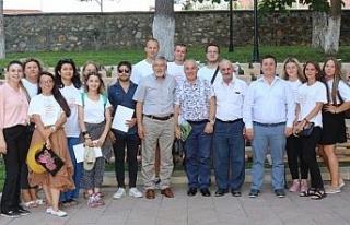 ESOGÜ Turizm Fakültesi'nin AB proje başarısı