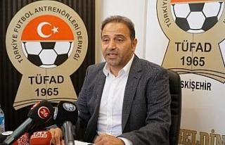 """Fuat Çapa, Başkan Taş'a """"Eskişehirspor'a..."""