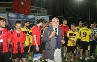 İnönü 5. Geleneksel Halı Saha Futbol Turnuvası...