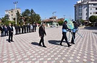 İnönü'de Gaziler Günü kutlandı