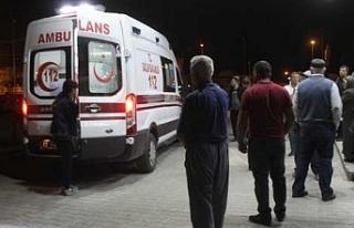 Kazada yaralanan 7 yaşındaki çocuk hayatını kaybetti
