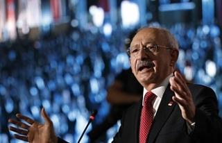 Kılıçdaroğlu yine gaf yaptı