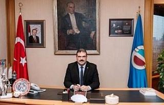 Rektör Çomaklı'nın İzmir'in Kurtuluşunun...