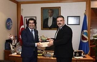 Ziraat Bankası Genel Müdür Yardımcısı Alpaslan...