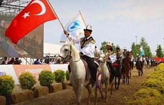 4. Etnospor Kültür Festivali'ne yoğun ilgi
