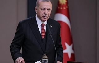Cumhurbaşkanı Erdoğan: ABD askerleri çekilmeye...
