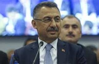 Cumhurbaşkanı Yardımcısı Oktay'dan A Milli...