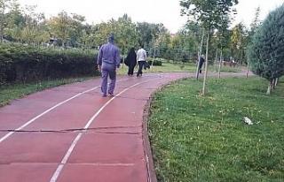 'Eskişehir Dede Korkut Parkı' 5 yılda bu hale...