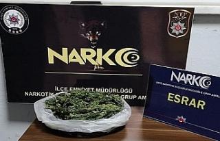 Eskişehir'de uyuşturucu operasyonu...2 kilo 300...