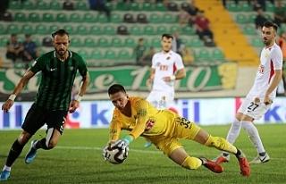 Eskişehirspor, Akhisarspor'a 2-1 mağlup oldu