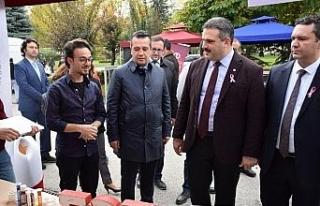 İl Sağlık Müdürlüğünden Anadolu Üniversitesine...