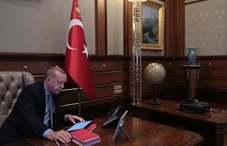 İşte Cumhurbaşkanı Erdoğan'ın harekatın...