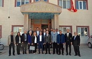 MHP İl Başkanı Candemir'den Başkan Durgut'a...