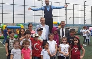 AK Parti Odunpazarı İlçe Başkanı Av. Ali ACAR...