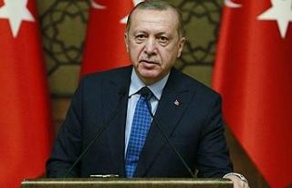 Cumhurbaşkanı Erdoğan'ın 10 Kasım mesajı