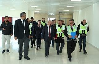 Eskişehir yeni 112 Komuta Kontrol Merkezine kavuşuyor