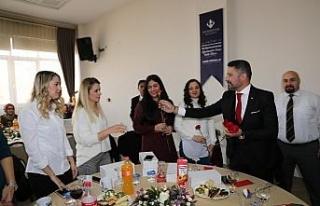 Sivrihisar'da 'Öğretmenler Günü' kutlandı