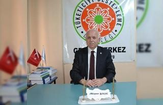 TUKDES Genel Başkanı Bakal'dan e- alışveriş...