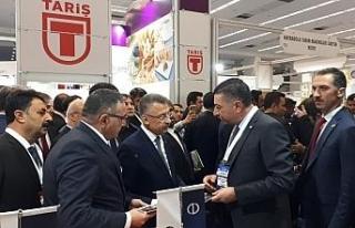 Anadolu Üniversitesi Türkiye Kooperatifler Fuarı'nda