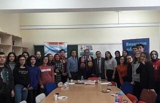 'Dedem Korkut ve Türk Töresi' söyleşi