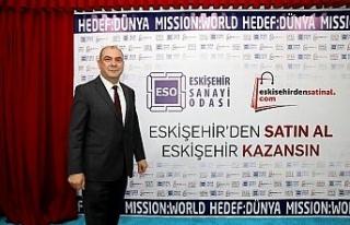 ESO'dan 'Eskişehir'den satın al, Eskişehir...