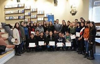 İŞKUR'dan Anadolu Üniversitesi öğrenci kulüplerine...