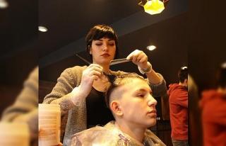 (özel) Soğuk kış aylarında saç dökülmelerine...