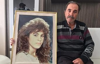 Vahşice öldürülen Ayşe Tuba'nın babası Serdar...