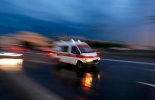 Yolda yürürken 3 kişinin saldırısına uğradılar