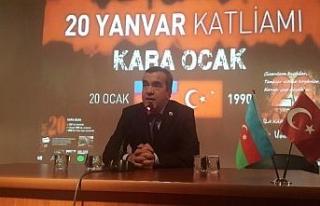 Azerbaycan'daki '20 Ocak Katliamı'nın acısı...