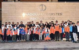 Erzurum Kayak Kulübü Başkanı Alaftargil, Rektör...