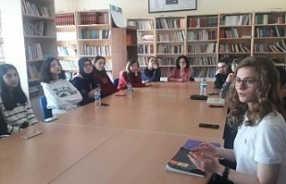 Eskişehir Fatih Fen Lisesi öğrencileri, 'Yahya...