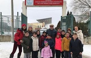 İnönü Belediyesi Gençlik ve Spor Kulübü Oryantiring...