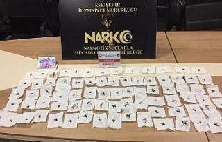 Narkotim satışa hazır 86 çıkı bonzai ele geçirdi